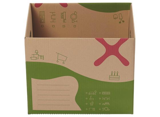 Karton Na Stěhování Dave - vlnitá lepenka (44,7/33,8/36,7cm) - Based