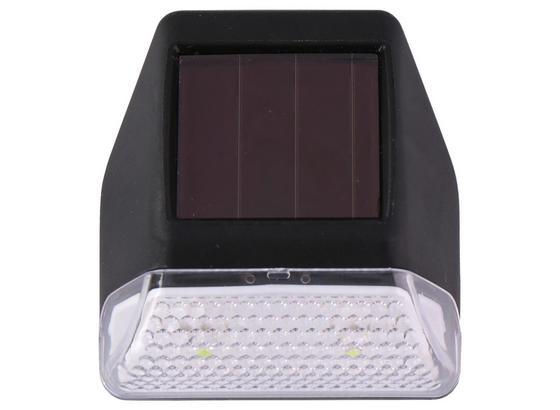 Solarleuchte 2er Pack - Schwarz, MODERN, Kunststoff (6,6/4/7,2cm) - Grundig