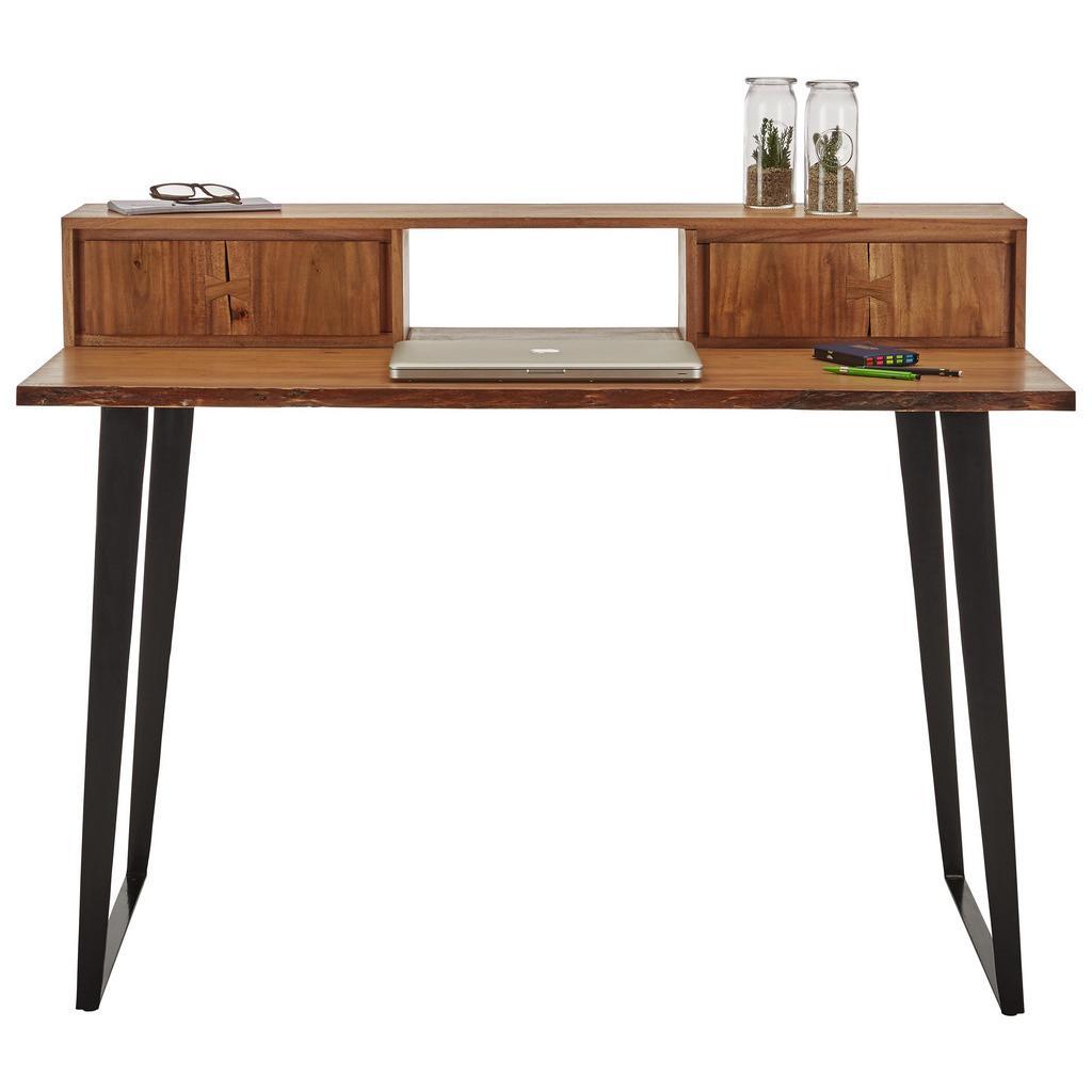 Písací Stôl Akaziefarben