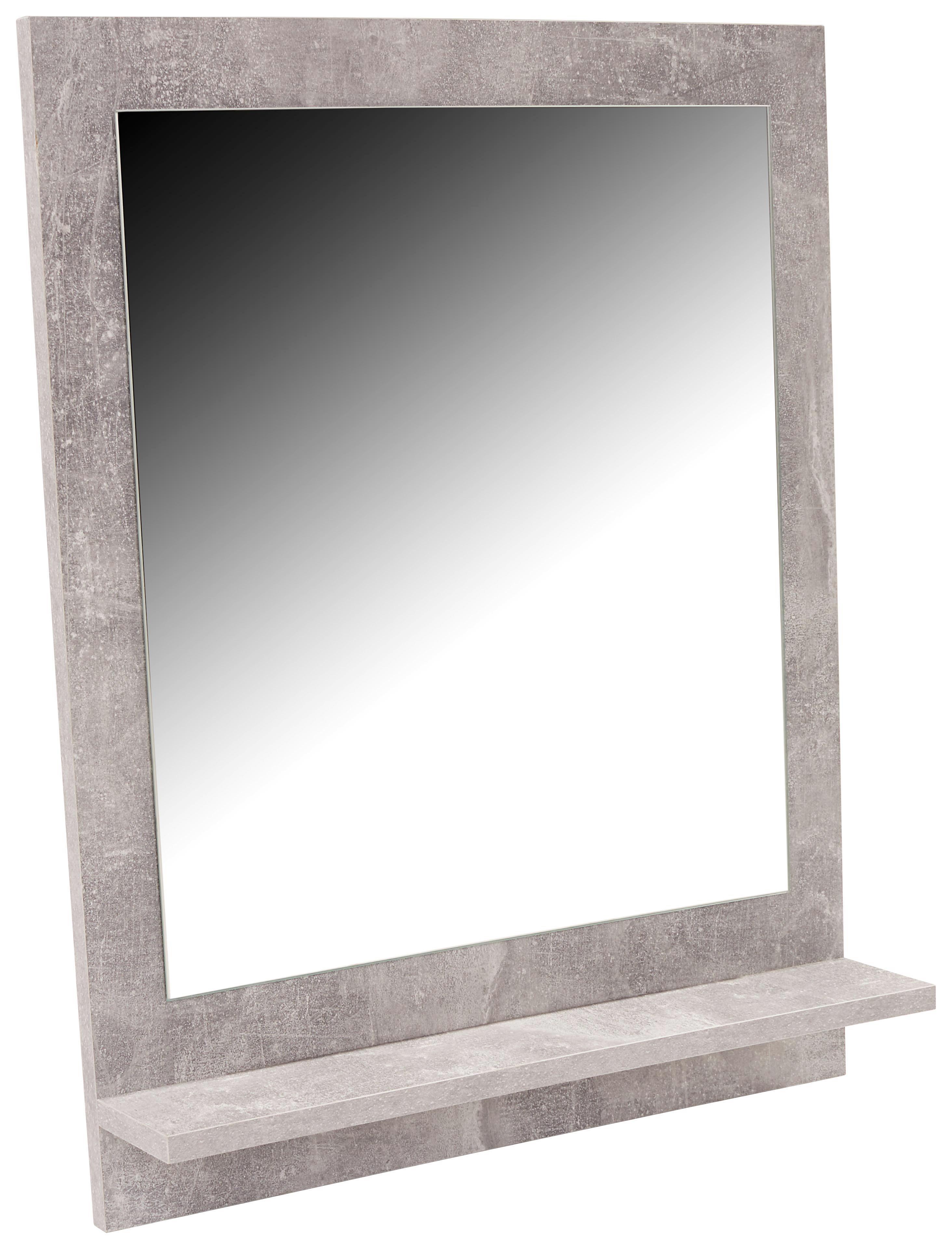 wandspiegel silber modern stunning spiegel mairano eisen. Black Bedroom Furniture Sets. Home Design Ideas