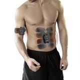 Muskelstimulator Maxxmee Set 4tlg - Schwarz/Orange, Basics, Kunststoff (8/6,5/2cm) - TV - Unser Original