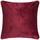 Polštář Ozdobný Viola - bordeaux, Konvenční, textil (45/45cm) - Premium Living