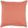 Dekoračný Vankúš Zippmex -based- -top- - oranžová, textil (50/50cm) - Based