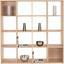 Deliaca Stena Berni - farby dubu, Moderný, kompozitné drevo (158/158/34cm)