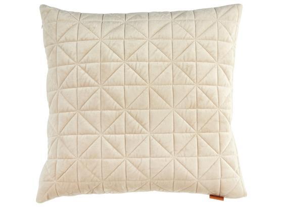 Poťah Na Vankúš Mary Samt - béžová, Moderný, textil (45/45cm) - Mömax modern living
