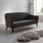 Dvojmiestna Pohovka Florentina - sivá, Moderný, drevo/textil (170/84/73cm) - Modern Living
