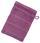 Waschlappen Liliane - Flieder, KONVENTIONELL, Textil (16/21cm) - Ombra