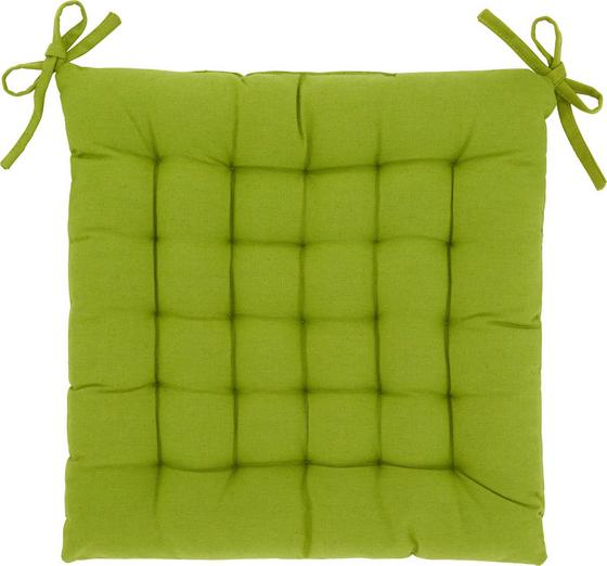Sedací Vankúš Anke - zelená, textil (40/40cm) - MÖMAX modern living