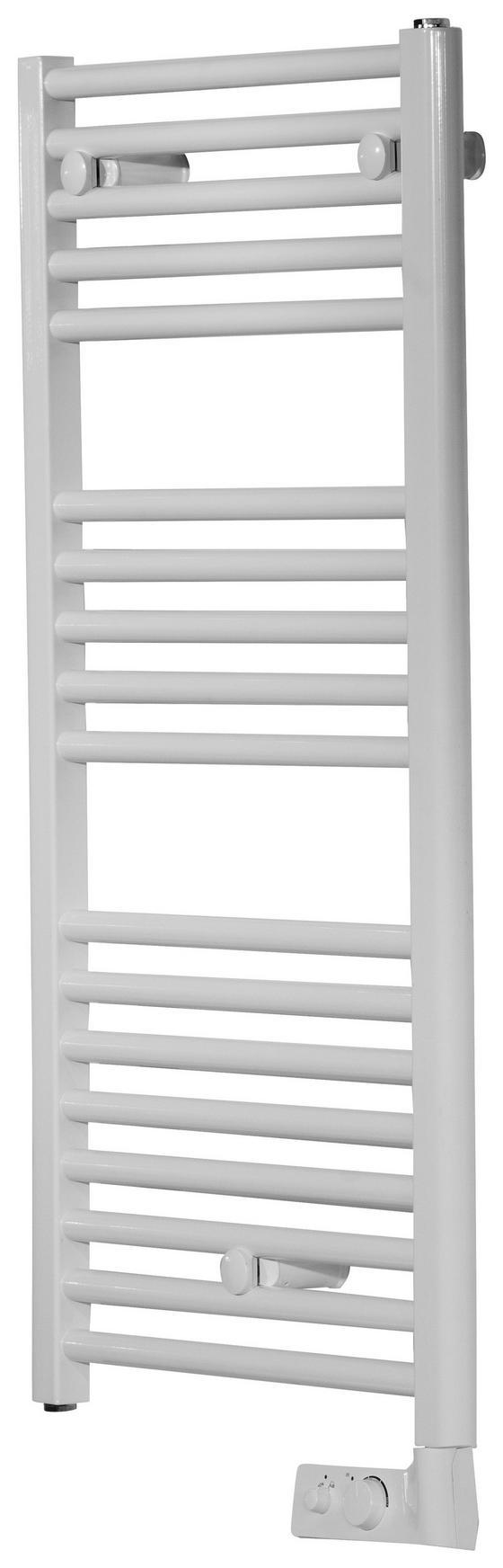 Badheizkörper Innsbruck I350 - Weiß, Metall (48/92/3cm)
