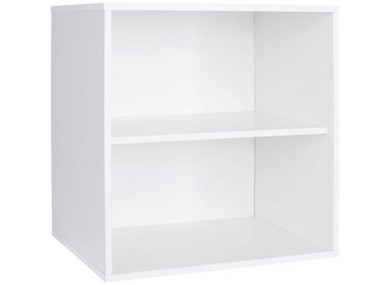 Regal Box - Grau, MODERN, Holzwerkstoff (46/46/25cm)