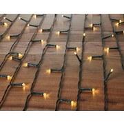 Lichtervorhang Alexis - Grün, ROMANTIK / LANDHAUS, Kunststoff (410cm) - James Wood