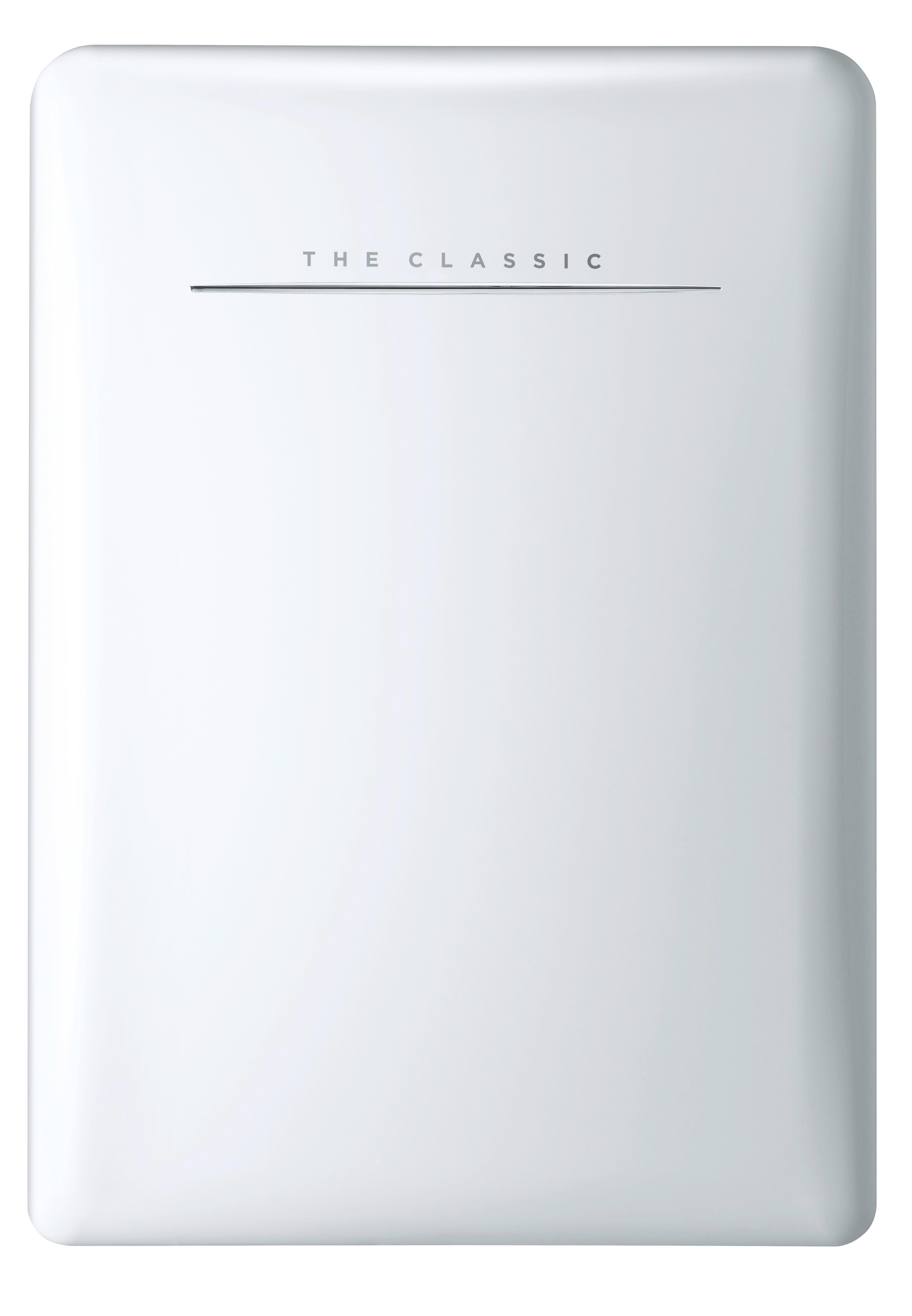 Retro Kühlschrank Weiss : Bikitchen kühlschrank retro cool weiß online kaufen ➤ möbelix