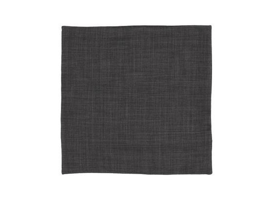 Povlak Na Polštář Vzhľad Ľanu - šedá, Konvenční, textil (40/40cm) - Mömax modern living