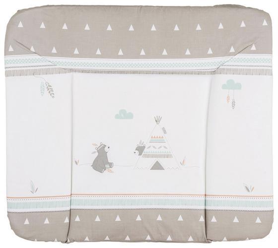 Podložka Přebalovací Indibär - Ext - - textil (85/75cm)