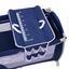 Reisebett Supreme 4040-01 - Dunkelblau, MODERN, Kunststoff/Metall (120/76/60cm) - Fillikid