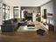 Sedacia Súprava Richmond - tmavosivá, Moderný, umelá hmota/drevo (285/206cm) - Ombra