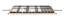 Rošt Comfort - čierna/biela, drevo (90/200cm) - Primatex