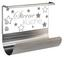 Küchenrollenhalter Sterneküche Magnetisch Weiss - Multicolor, MODERN, Glas (30/14,5/26cm)