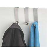 Garderobenhaken Imma - Edelstahlfarben, Basics, Metall (13,5cm) - MÖMAX modern living