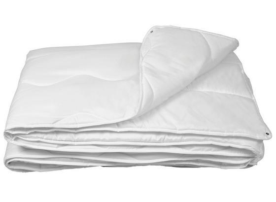 Vierjahreszeitendecke Hellen - Weiß, KONVENTIONELL, Textil (140/200cm) - Primatex
