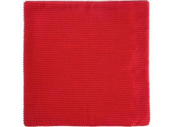 Poťah Na Vankúš Maxima -ext- - červená, Konvenčný, textil (50/50cm) - Mömax modern living