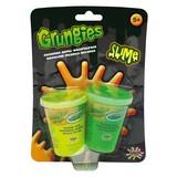 Schleim-Nachfüllung Grungie Blaster Nachfüllung - Gelb/Grün, Kunststoff