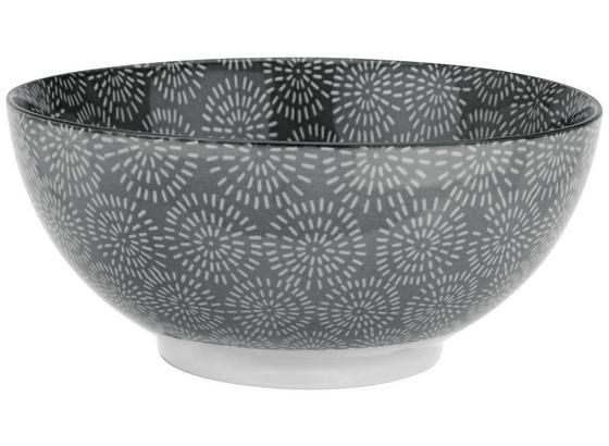Miska Nina - sivá, keramika (20cm) - Mömax modern living