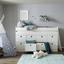 Vysoká Postel Tuk -exklusiv- - bílá, Romantický / Rustikální, dřevo/kompozitní dřevo (203,6/121/95cm) - Premium Living