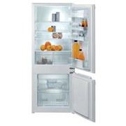 Kühl-Gefrier-Kombination Rki4151aw - Weiß, Glas/Kunststoff (54/144,5/54,5cm)