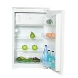 Einbau Kühlschrank KS120.4A+EB - Weiß, Basics, Kunststoff/Metall (54/87/54cm) - MID.YOU
