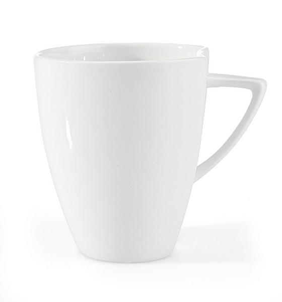 Hrnek Na Kávu Tacoma -top- - bílá, Lifestyle, keramika (8,4/9,8cm) - Premium Living