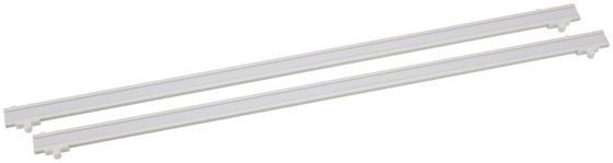 Kolejnice Style - bílá, kov (60cm) - Premium Living