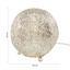 Stolní Svítidlo Orient 9, Max. 40 Watt - barvy niklu, Lifestyle, kov (15/16cm) - Mömax modern living