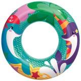 Schwimmring Wasserabenteuer - Multicolor, Kunststoff (51cm) - Bestway