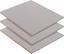 Einlegeboden Katrin/new York, 3er-Set - Grau, Holzwerkstoff (43/2/50cm)