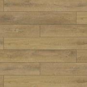 Vinylboden La Boheme 53 Oak Alcatras - Braun, Basics, Kunststoff/Stein (18/0,52/122cm)