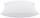 Kissenhülle Kira 40x40 cm - Weiß, ROMANTIK / LANDHAUS, Textil (40/40cm) - James Wood