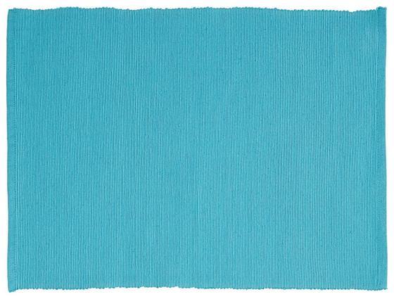Prostírání Maren In Rot - petrolej, textil (33/45cm) - Based