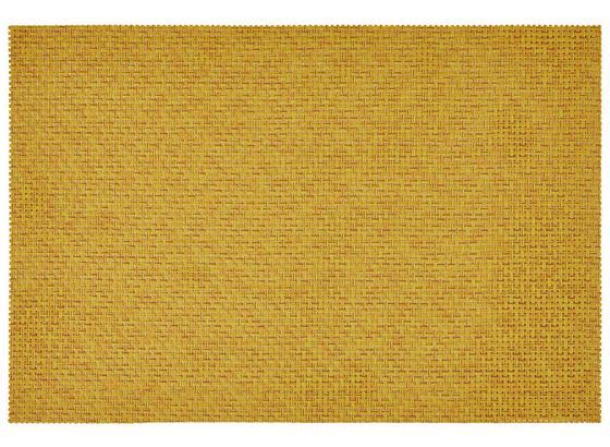 Prostírání Stefan -top- - žlutá, umělá hmota (45/30cm) - Mömax modern living