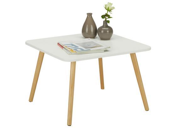 Konferenčný Stolík Anouk -based- - farby borovice/biela, Moderný, drevo/kompozitné drevo (60/40/60cm) - Based