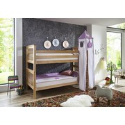 Kinderbettwäsche Flieder, Weiß 2-Tlg - Flieder/Weiß, Design, Textil - MID.YOU