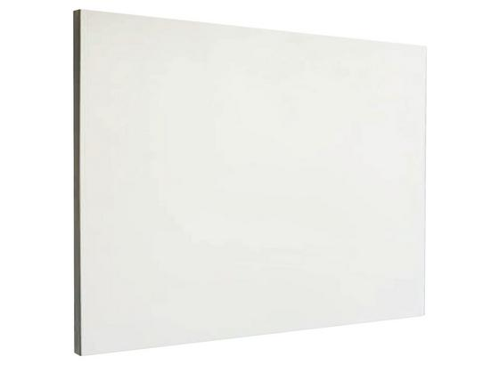 Infrarot Heizung 1100 W Weiß 120x90 cm, inkl. Thermostat - Weiß, MODERN, Metall (119,5/90/2,2cm)