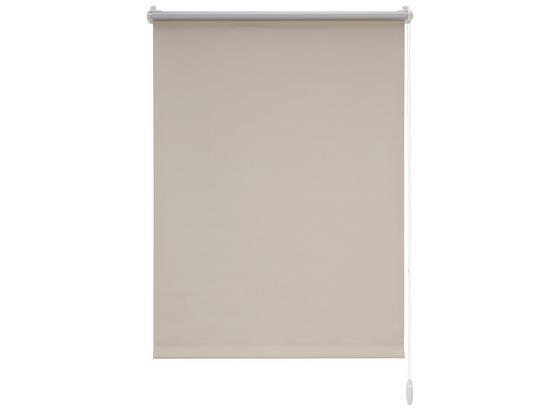 Upínací Roleta Thermo, 75/150cm, Šedá - pískové barvy, textil (75/150cm) - Premium Living