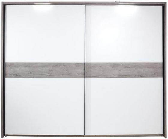 Passepartoutrahmen Zu STS Julia - Eichefarben, KONVENTIONELL, Holzwerkstoff (280/230/17,5cm)