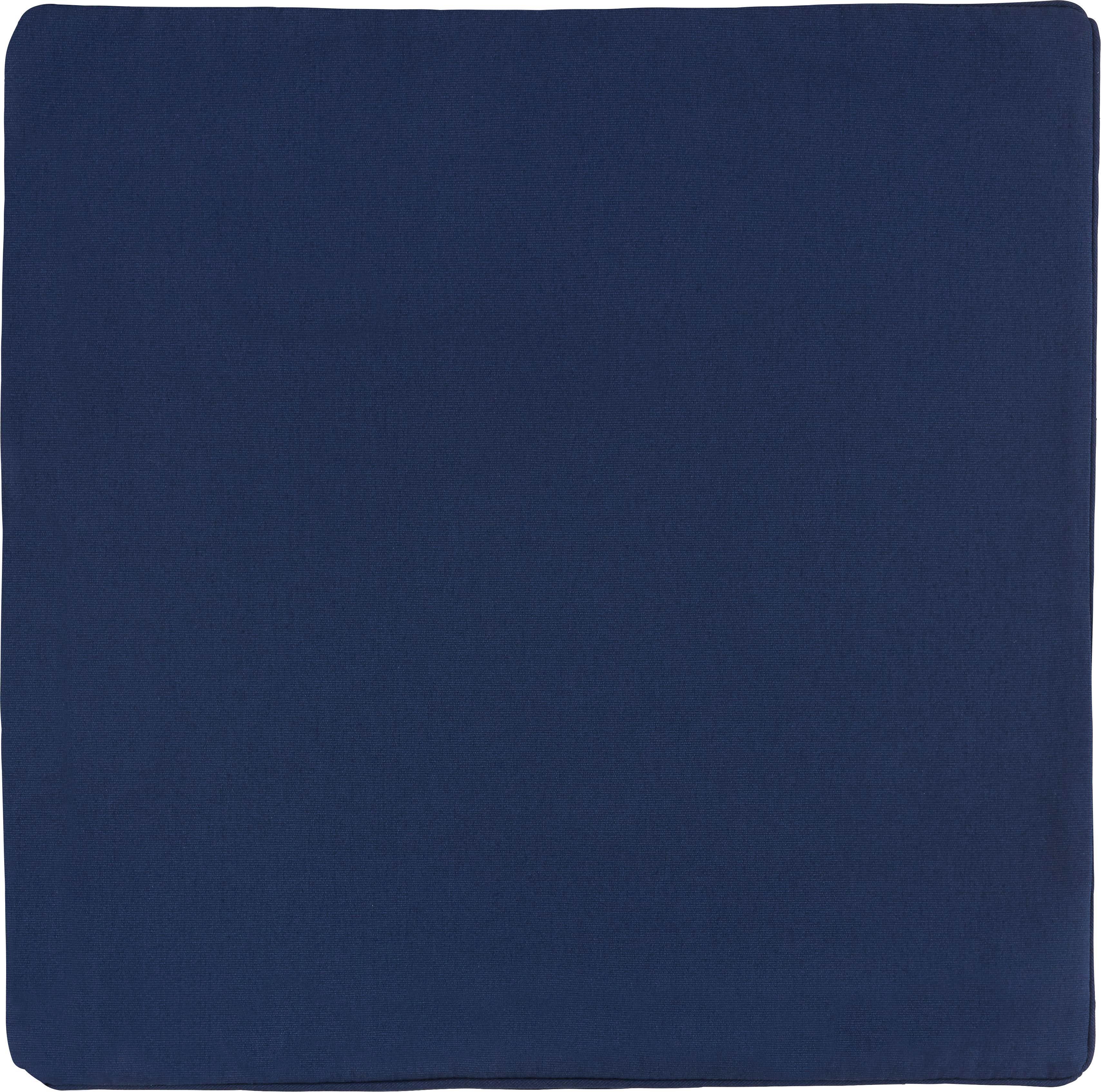 Povlak Na Polštář Steffi Paspel - tmavě modrá, textil (50/50cm) - MÖMAX modern living