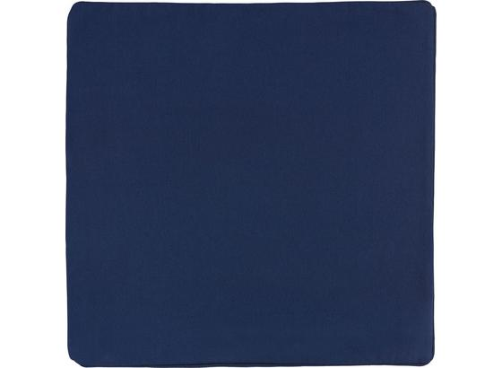 Povlak Na Polštář Steffi Paspel -top- - tmavě modrá, textil (50/50cm) - Mömax modern living