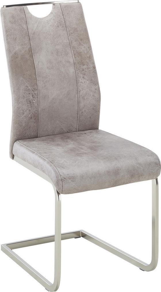 Houpací Židle Trieste - Moderní, kov/umělá hmota (43/102/58cm)