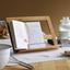 Držák Na Kuchařku Finley - přírodní barvy, dřevo (32/24cm)