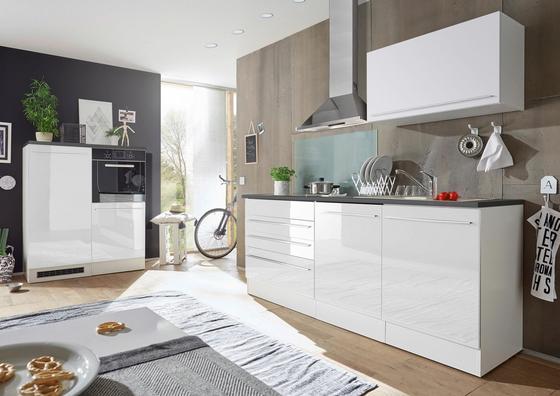 Küchenleerblock