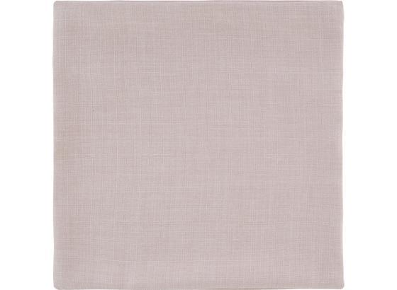Povlak Na Polštář Leinenoptik - pískové barvy, Konvenční, textil (40/40cm) - Mömax modern living